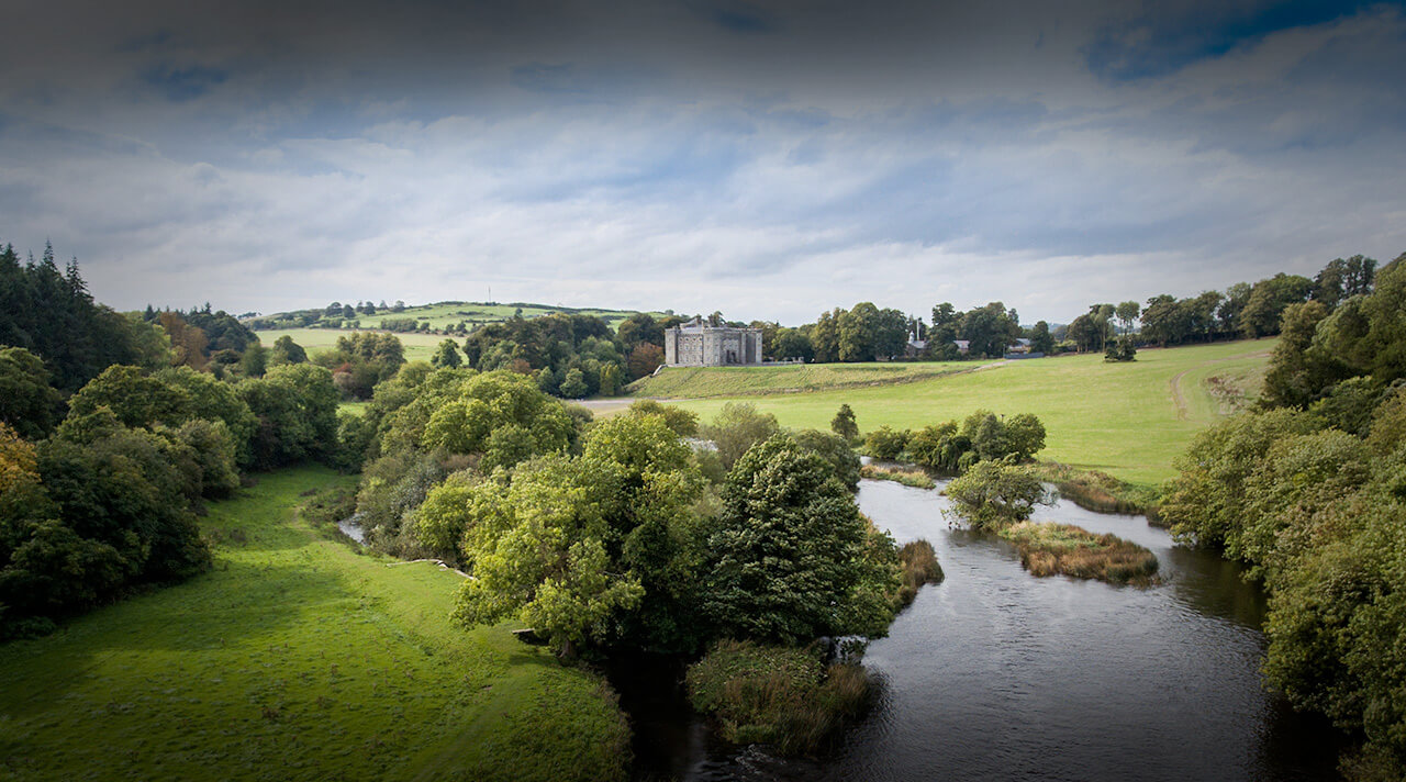 Slane Castle Home To The Conyngham Family Exclusive