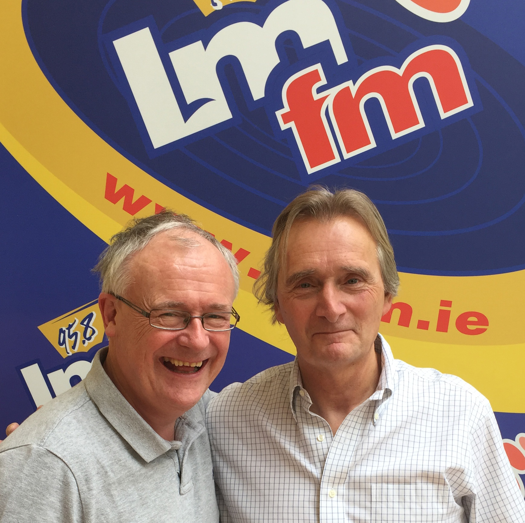Lord Henry Mount Charles on LMFM